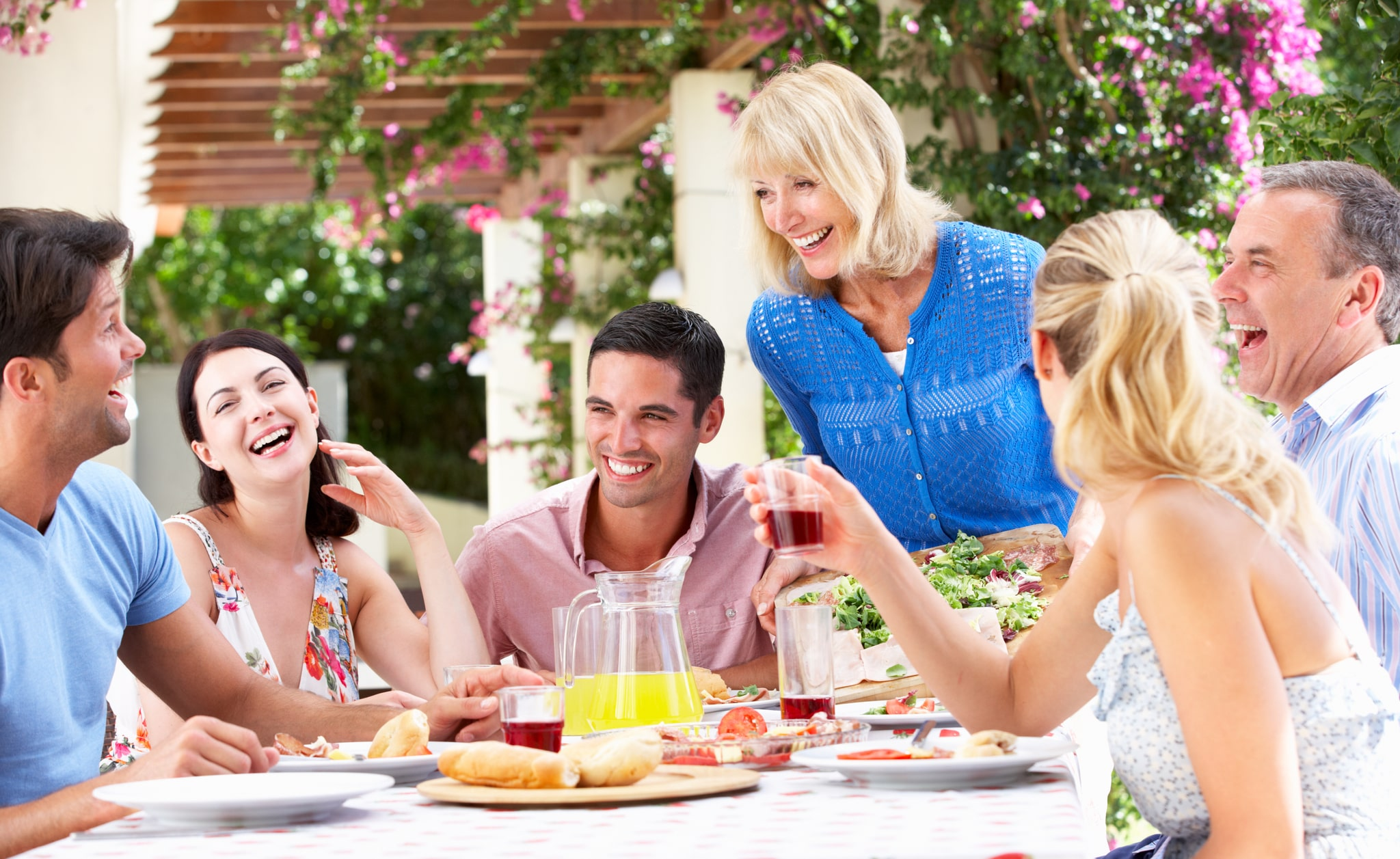 Щасливі сімейні пари