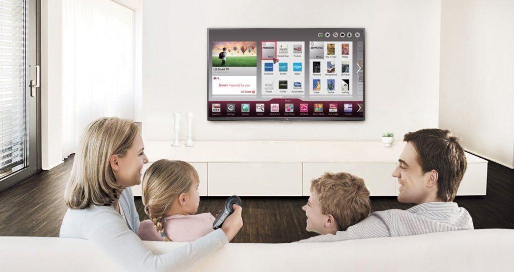 вибір телевізора