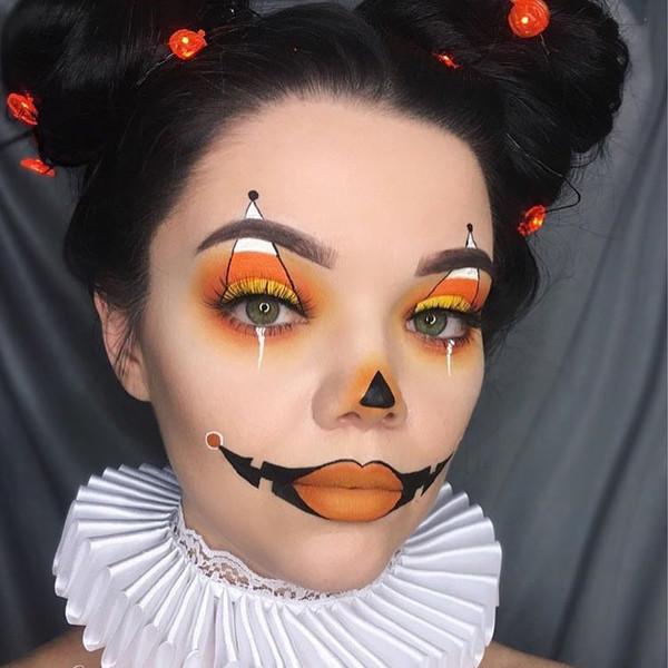 Макіяж на halloween