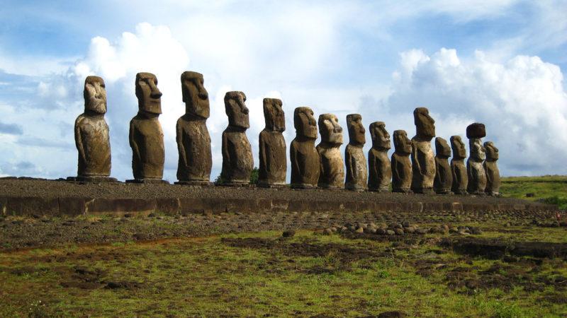 Пам'ятники на острові Пасхи