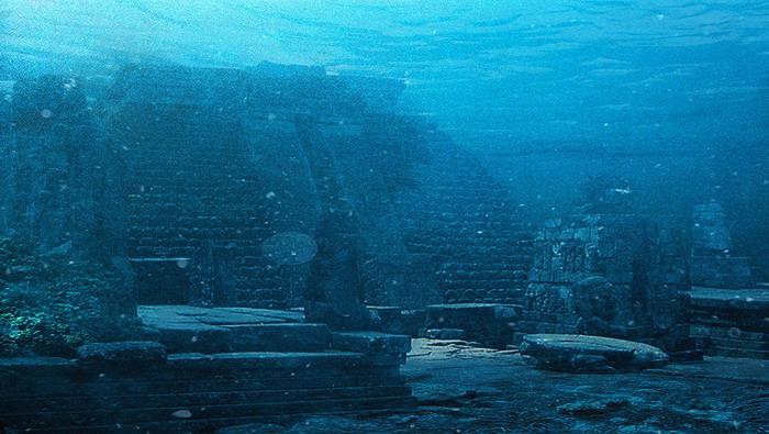 Підводні піраміди Йонагуні