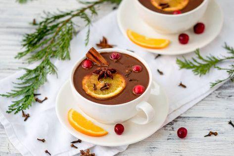 Гарячий шоколадний глінтвейн - найгарячіший тренд цієї зими