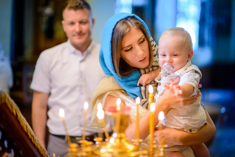 Хрещені у дитини